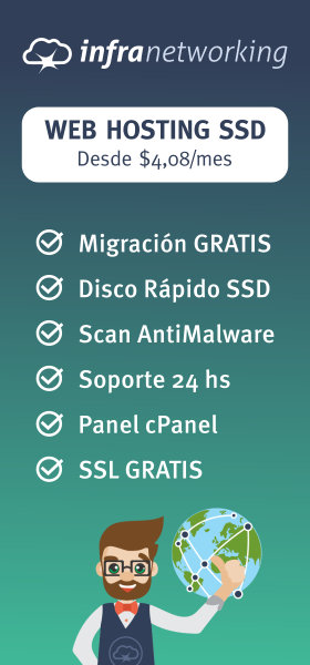 Tutoriales de Hosting