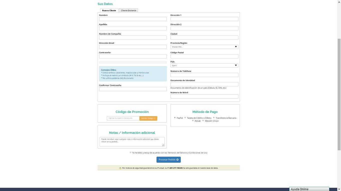Cómo contratar un certificado SSL
