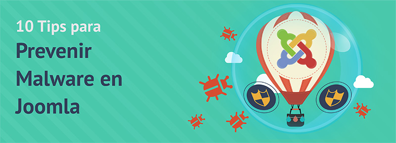 10 Tips para Prevenir Malware en Joomla