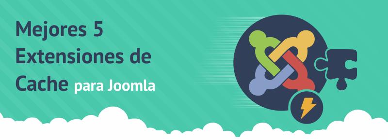 Extensiones de Cache para Joomla