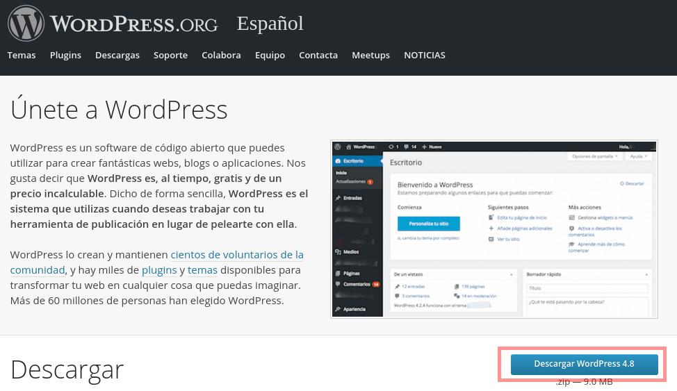 Tutorial para Traducir Wordpress a Español en 5 minutos
