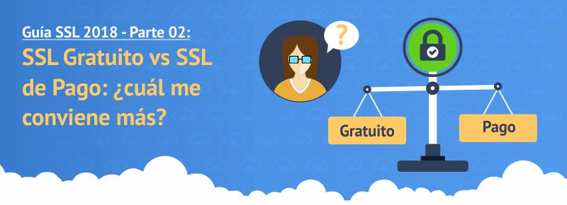 SSL Gratuito vs SSL de Pago: ¿cuál me conviene más?