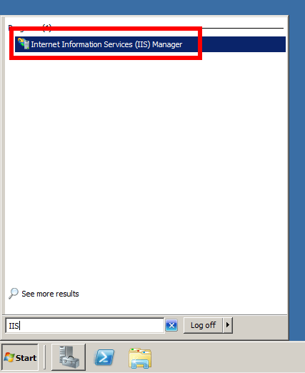 generar CSR en Windows Server (IIS)