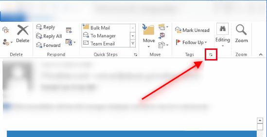 Ver cabeceras de email en Microsoft Outlook