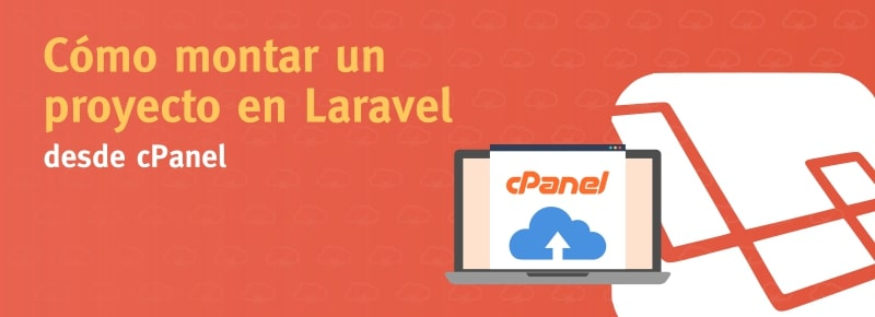 Como montar un proyecto en Laravel desde cPanel
