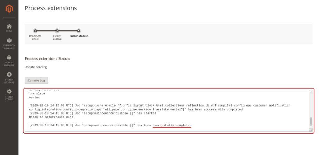 Confirmación: plugin LiteMage Cache activado correctamente