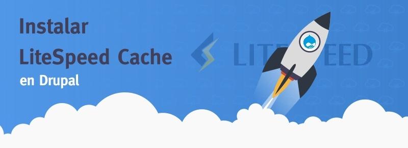 Instalar LiteSpeed Cache en Drupal