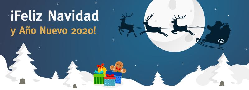 ¡Felices Fiestas! Y resumen del 2019 en Infranetworking
