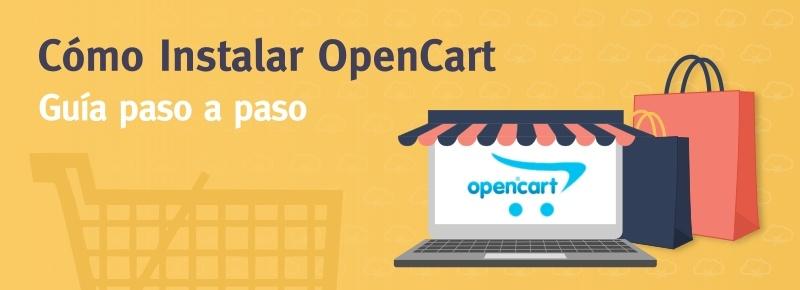 Cómo Instalar OpenCart