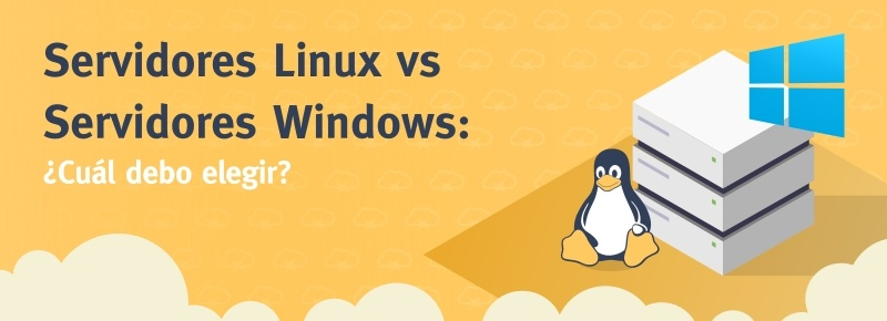 Servidores Linux vs Servidores Windows