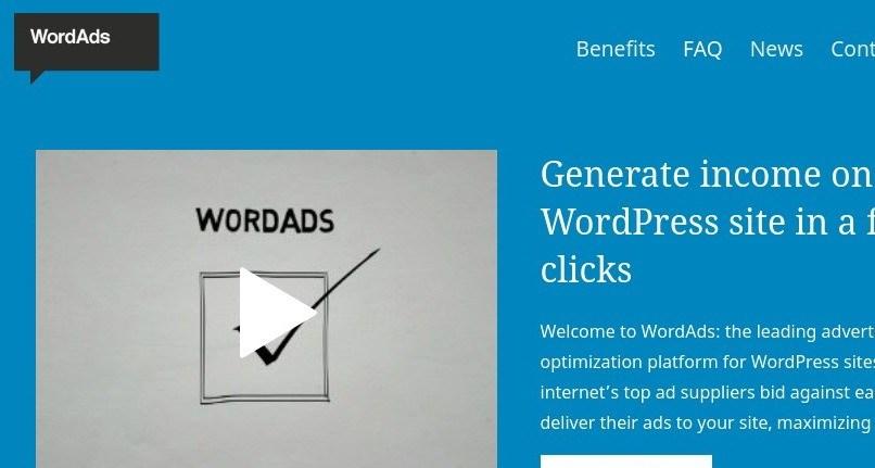 Alternativas AdSense Wordads